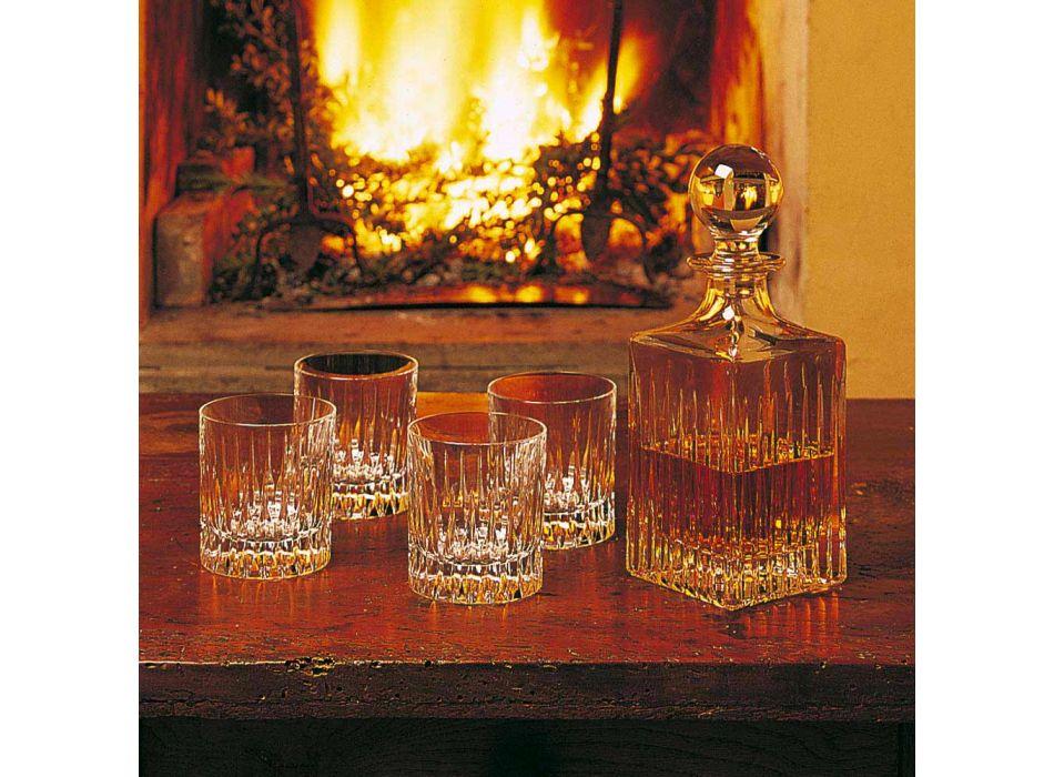 12 gota me uiski të ulët ose ujë me gumëzhitës në kristal ekologjik - Voglia
