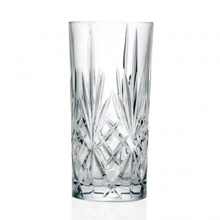 12 gota, lëmsh i lartë, top i lartë për koktej në Eco Crystal - Cantabile