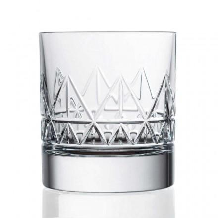 12 Uiski ose gota uji me dizajn të luksit kristal - Arrhythmia