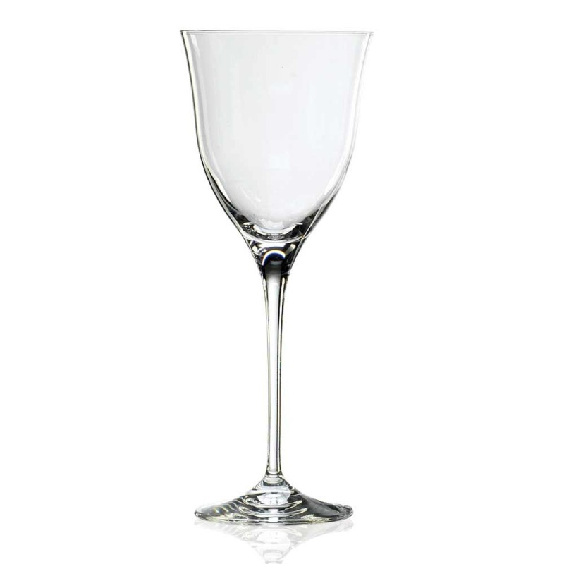 12 gota të verës së bardhë në dizajnin luksoz minimal të kristalit ekologjik - të lëmuara