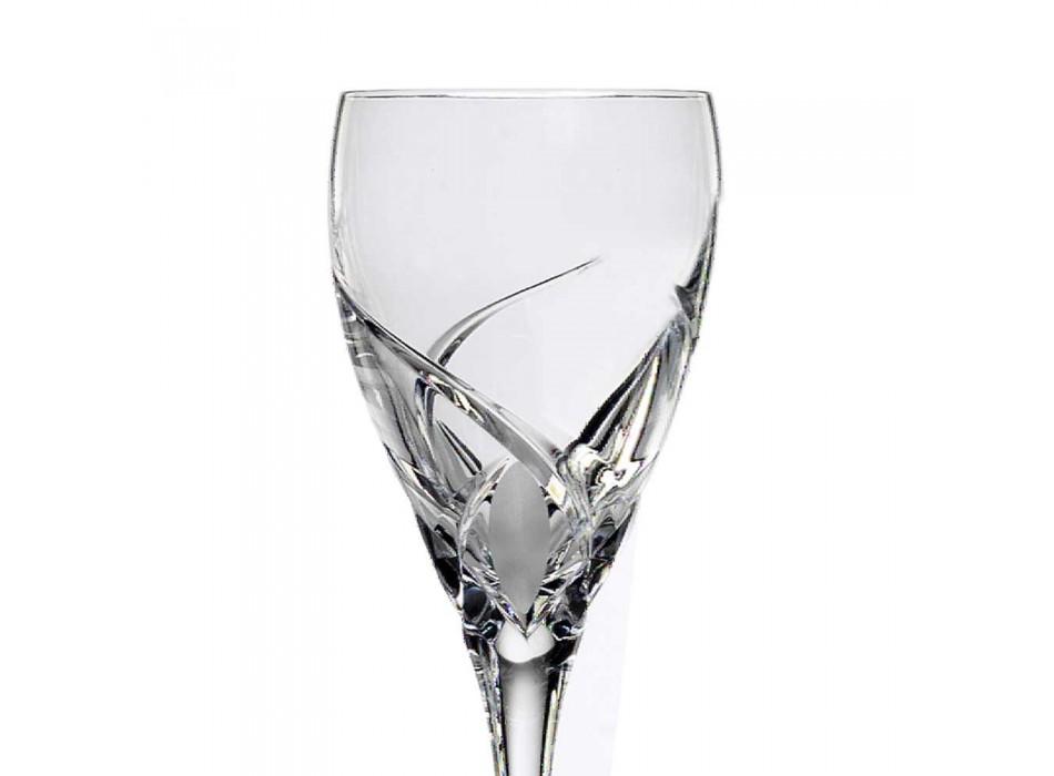 12 gota për provë të verës luksoze në Eco Crystal - Montecristo