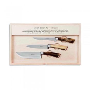 14 Thika Përfundojnë Çështjen Berti ekskluzivisht për Viadurini - Canaletto