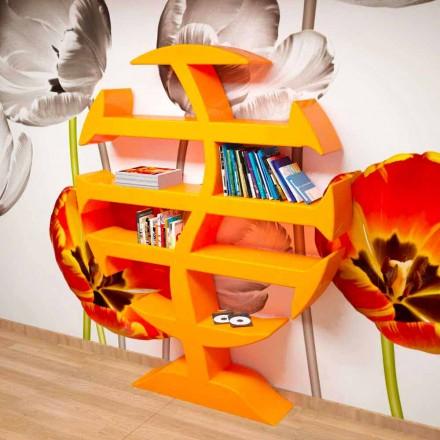 Veshja moderne, Libraria e ngurtë e sipërfaqes Stevenson, e punuar me dorë në Itali