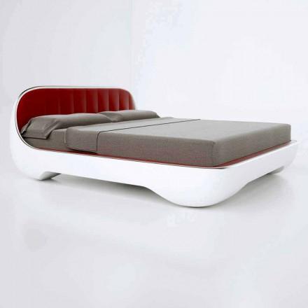 Dizajn modern luksoz krevat dopio Avantgarde, bërë në Itali
