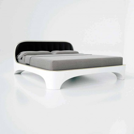 Dizajn modern luksoz me krevat dopio Elegance, bërë në Itali
