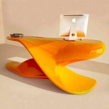 Tavolina e zyrës moderne e projektimit Archer, e bërë nga Solid Surface, e bërë në Itali