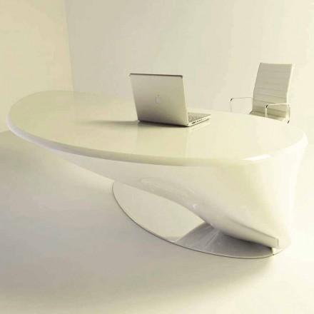 Tavolina e zyrës moderne e dizajnit Atkinson, e bërë nga Solid Surface, dizajn italian