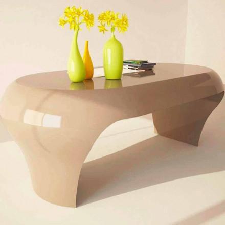 Tavolinë zyre moderne e projektimit - tryezë ngrënie Audley, e bërë në Itali