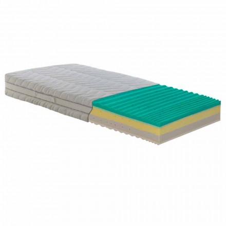 Dyshek i dyfishtë me susta xhepi dhe memorie Bio Up Memory