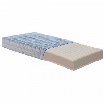 Dyshek 1 e gjysmë me burime xhepi ergonomik Bio Molle
