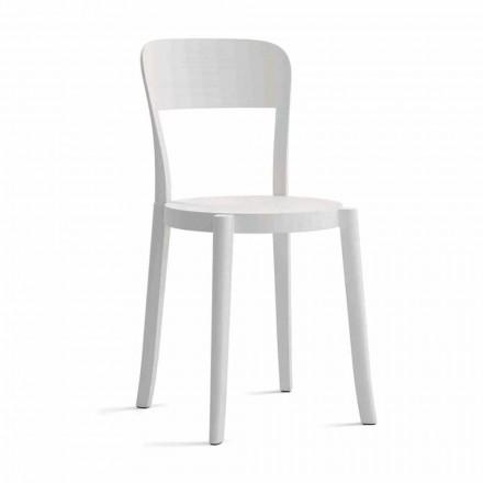 4 karrige polipropileni të stileve në natyrë të bëra në Itali Dizajn - Alexus