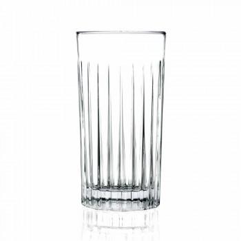 8 gota të larta për top kokosh për koktej në Eco Crystal - Malgioglio