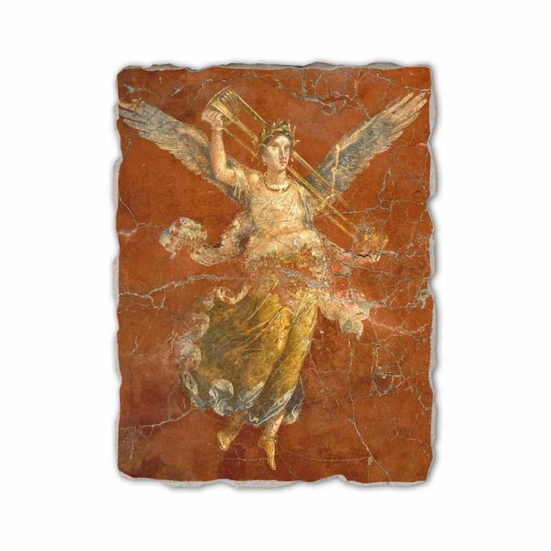 """Fresko dora e bërë në Itali """"Cikli i Muses"""" Roman"""