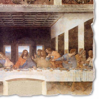 """Fresco bëri në Itali """"Darkën e fundit"""" të Leonardo da Vinci"""