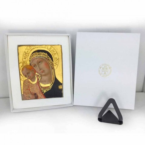 """Afresku Giotto """"Adhurimi i Magi"""" punuar me dorë në Itali"""