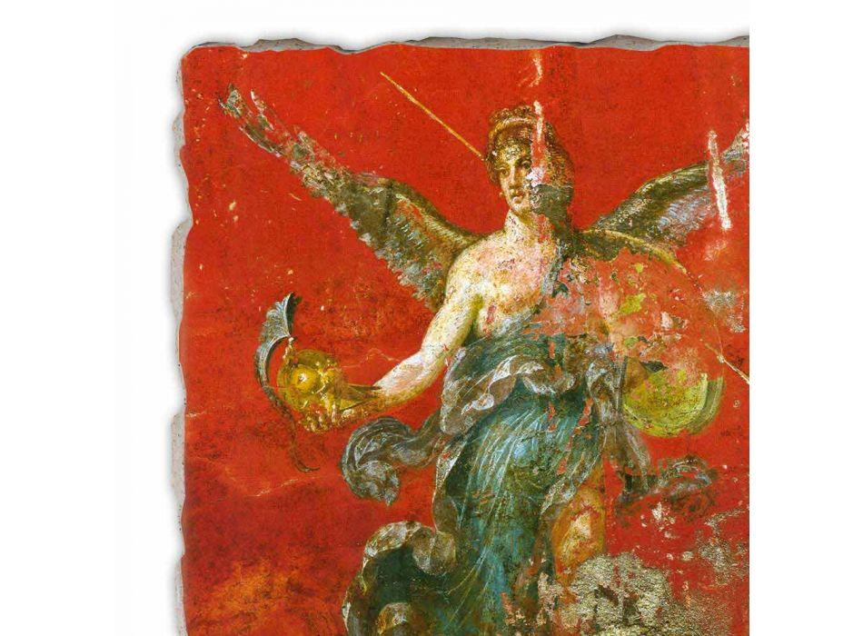 """afresk i madh romak """"Cikli i Muses"""" i bërë në Itali"""