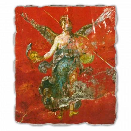 Cikli i Muses (detaje), afreska romake, përmasa të mëdha