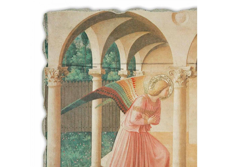 """Beato Angelico afresk i madh """"Anullimi"""" i bërë në Itali"""