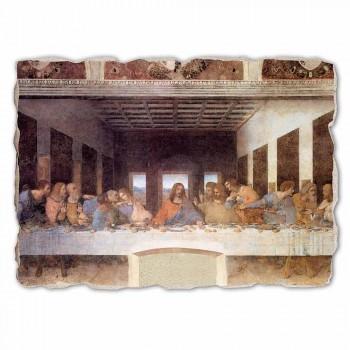 """""""Darka e Fundit"""" e punuar me dorë të afreskut të madh Leonardo da Vinci"""