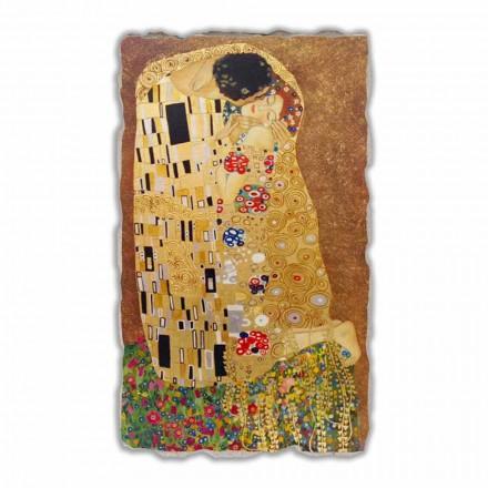 Puthja nga Gustav Klimt, me madhësi të madhe