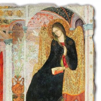 "afreske e madhe Frate Ilario nga pjesa ""Anullimi"" i Viterbo."