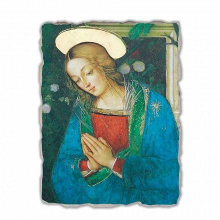 Lindja e lindjes nga Pinturicchio, afresk i pikturuar me dorë