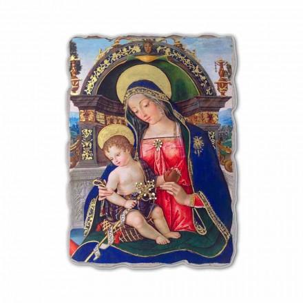Pala di S. Maria dei Fossi (detaje) nga Pinturicchio