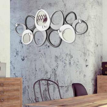 Designer Coat Hooks Molecole nga Viadurini Decor, e bërë në Itali