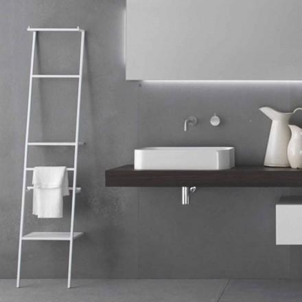 Varëse rrobash e shkallëve me dizajn modern të bardhë ose me ngjyra - Caloina