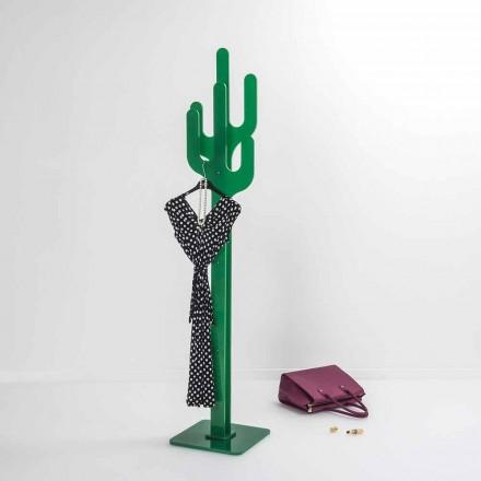 Veshje moderne pa kravatë, kaktus, ngjyrë jeshile