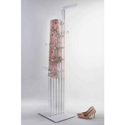 Veshja moderne e veshur me dysheme në kristal akrilik, Elva