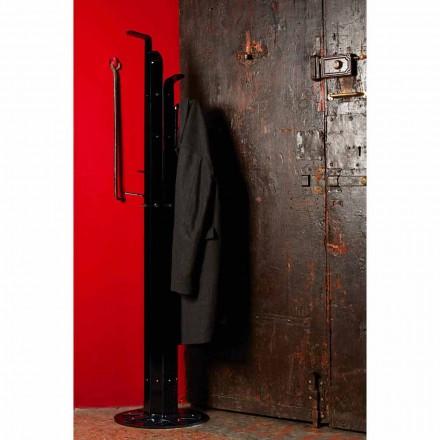 Stenda e pallto moderne Hilarius, e bërë nga metakrilate, e trashë 8 mm