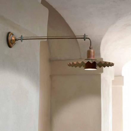 Llambë muri me dizajn modern Civetta nga Aldo Bernardi