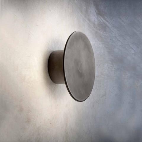 Llambë muri për moderne të jashtme në bakër të bërë në Itali - Pasdedeux Aldo Bernardi