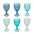 12 copë gota vere me ngjyra ose gota uji - Mazara