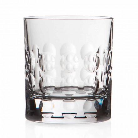 Syzet Dyfishtë Uiski të Modës së Vjetër 12 Copë - Titanioball