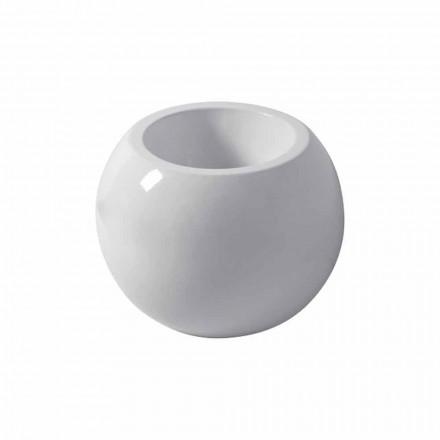Bidet sferik tokësor në qeramikë me ngjyra Fanna