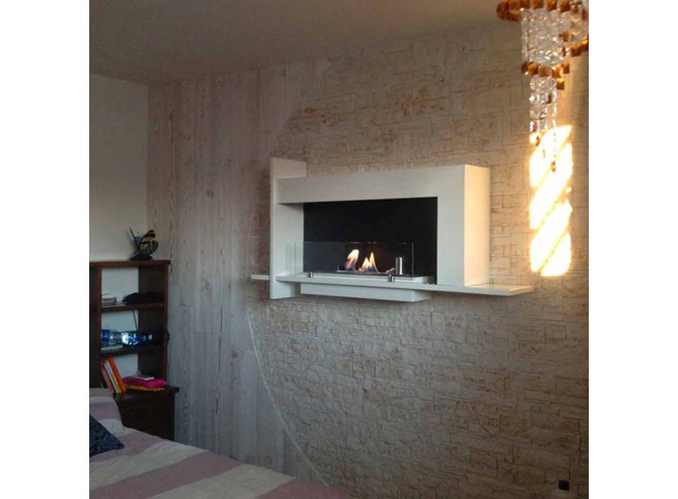 Biocamino nga Baudelaire Design Moderne Wall