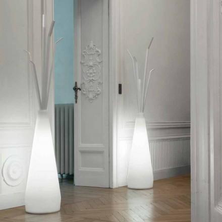 Varëse rrobash Bonaldo Kadou me dritë dizajni polietileni prodhuar në Itali