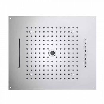 Dream Bossini Koka moderne e dushit me drita LED dhe katër funksione