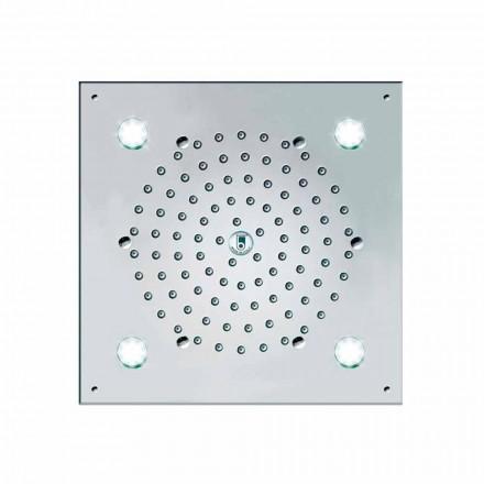 Koka dush Bossini me 4 drita LED Cube-Light