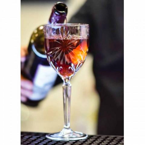 12 copë Verë kristali ekologjike ose gota uji - Daniele