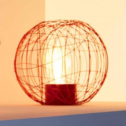 Tabelë / fireplace bioethanol freestanding i bërë prej çeliku Henry