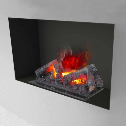 Futja e fireplace elektrike me avull uji Hardy 90