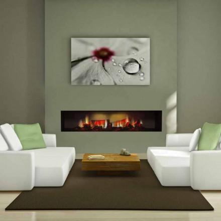 Zjarri elektrik Vendos ekranin me definit të lartë Edimburgh Double