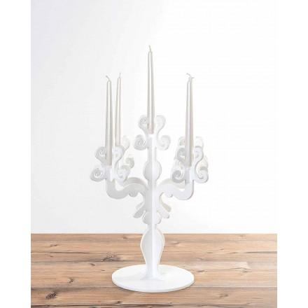 Rilindje model qirinj mbajtës i gjatë, 5 krahë në pleksiglas, Aragona