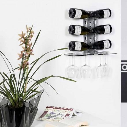 Raft verë fikse moderne Luna, fumé përfunduar, e bërë në Itali