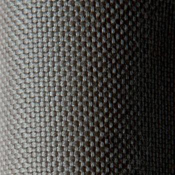 Design Chaise Longue në natyrë në metal dhe pëlhura të bëra në Itali - Selia
