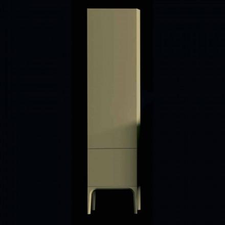 Kabineti banjo me dizajn modern Ambra me 2 dyer, i bërë në Itali