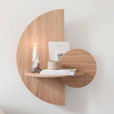 Dizenjoni tryezën e shtratit që përbëhet nga 3 panele modulare në kompensatë lisi - Ramia